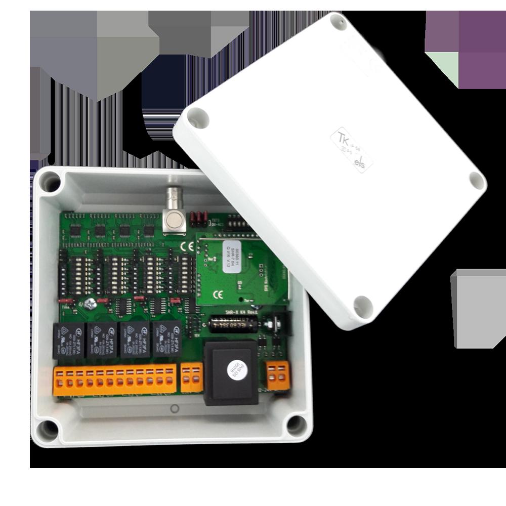 4-Kanal Multifunktionsempfänger - SHR-7 K4
