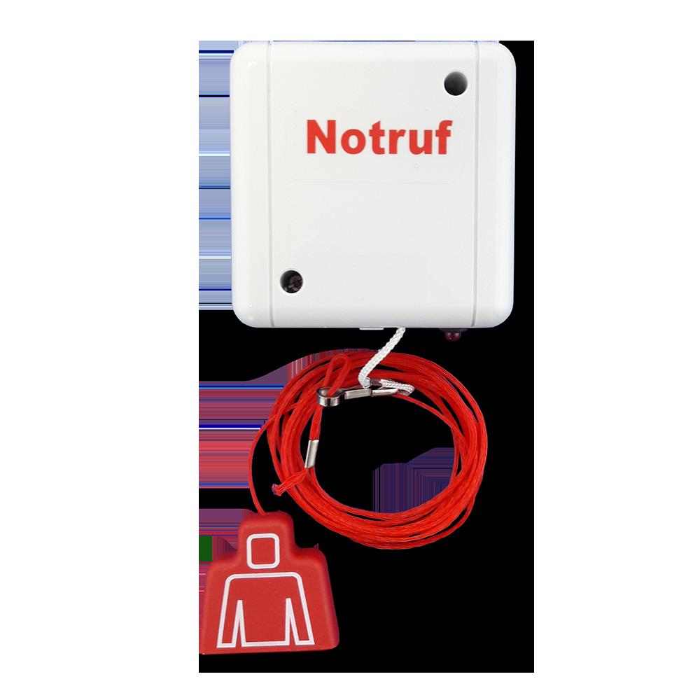 Notruf - Zugtaster für Wandmontage WT-12