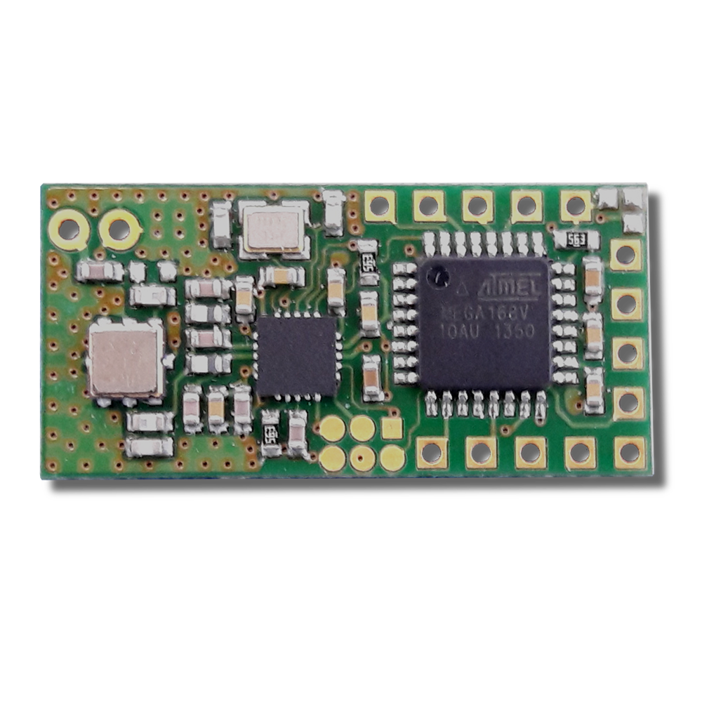 CX-12 T transmitter module with opt. feedback